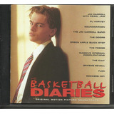 Cd The Basketball Diaries Trilha 1995 Ed  U s a