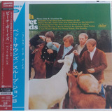 Cd The Beach Boys   Pet Sounds   Japonês Shm cd