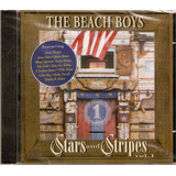 Cd The Beach Boys   Stars And Stripes Vol  1   Novo
