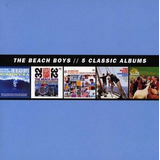 Cd The Beach Boys 5 Classic Albums