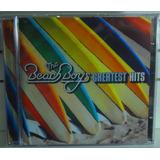 Cd The Beach Boys Greatest Hits Lacrado Raro Pop Rock Surf