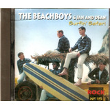Cd The Beachboys & Jan And Dean   Surfin  Safari   Seminovo
