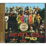 Cd The Beatles   Sgt  Pepper s L Onely Earts Club B And   Ac