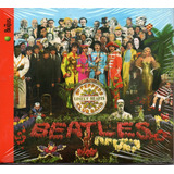 Cd The Beatles   Sgt  Pepper s L Onely Earts Club B And