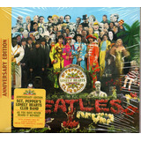 Cd The Beatles   Sgt  Peppers Lonely Hearts Club Band