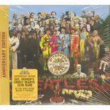 Cd The Beatles   Sgt Peppers Lonely Hearts Club Band  dig