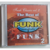 Cd The Best Of Funk 2 K c & Sunshine Band bernrd Wrigth