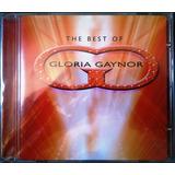 Cd The Best Of Gloria Gaynor Funk Dance Disco Pop  Lacrado