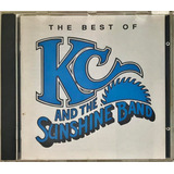 Cd The Best Of Kc And The Sunshine Band 1990 Imp Uk   B8
