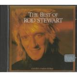 Cd The Best Of Rod Stewart 4 Faixas Extras Downtown Train