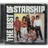 Cd The Best Of Starship   Lacrado   Importado