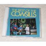 Cd The Best Of The Cowsills Printed In Usa 1994