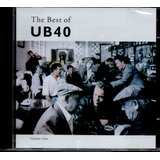 Cd The Best Of Ub40 Volume One