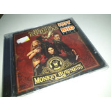 Cd The Black Eyed Peas   Monkey Business   Novo lacrado