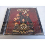 Cd The Black Eyed Peas   Monkey Bussiness   098