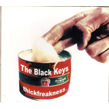 Cd The Black Keys   Thickfreakness   Digipack