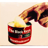 Cd The Black Keys Tchickfreakness Novo Lacrado