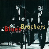 Cd The Blues Brothers   Definitive Collection  novo lacrado
