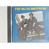 Cd The Blues Brothers Trilha Filme Irmãos Cara De Pau   O1