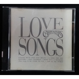Cd The Carpenters   Love Songs
