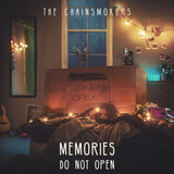 Cd The Chainsmokers   Memories Do Not Open  2017    Lacrado