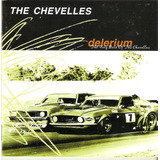 Cd The Chevelles   Delerium   Novo