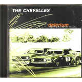 Cd The Chevelles   Delerium The Very Best Of  rock Australia