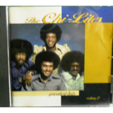 Cd The Chi Lites Greatest Hits 2 Funk Black Dance Soul Pop