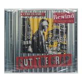 Cd The Clash   Cut The Crap   Importado   Lacrado