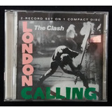 Cd The Clash   London Calling   Importado