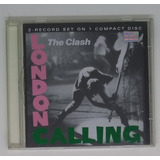 Cd The Clash London Calling   Seminovo