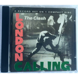 Cd The Clash London Calling Frete Grátis