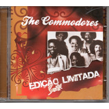 Cd The Commodores   Gold Edição Limitada