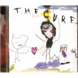 Cd The Cure      The Cure     Novo