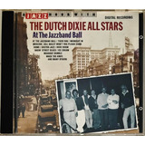 Cd The Cutch Dixie All Stars At The Jazzband Jazz Hour   C3