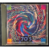 Cd The Dance Mixers   Strut Your Funky Stuff 70 s  Importado
