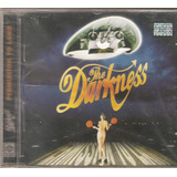 Cd The Darkness   Permission To Land  2003  Glam Rock  novo