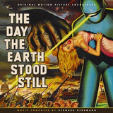 Cd The Day The Earth Stood Still Ed  Ltda  Bernard Herrmann