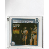 Cd The Definitive Collection Vol 25   Ike & Tina Turner