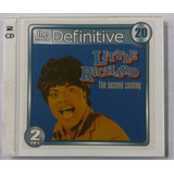 Cd The Definitive Little Richard   The Second Coming