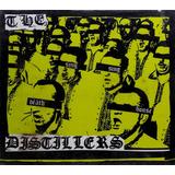 Cd The Distillers Sing Sing Death House 2002 Digipak Lacrado