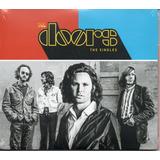 Cd The Doors   The Singles Cd Duplo