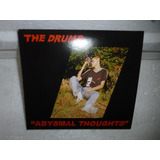 Cd The Drums    Abysmal Thoughts Digipack 2017 Usa