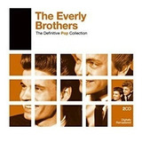 Cd The Everly Brothers   The Definitive Pop Collection 2006