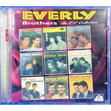 Cd The Everly Brothers The Ep Collection Original Importado