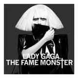 Cd The Fame Monster    Lady Gaga  deluxe Edition   Duplo