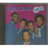 Cd The Floaters   Float On   1977   Importado