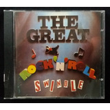 Cd The Great   Rock n roll Swindle   Sex Pistols