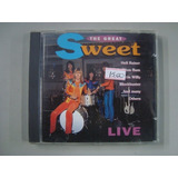 Cd The Great Sweet   Live