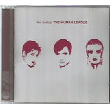 Cd The Human League   The Best  usado otimo